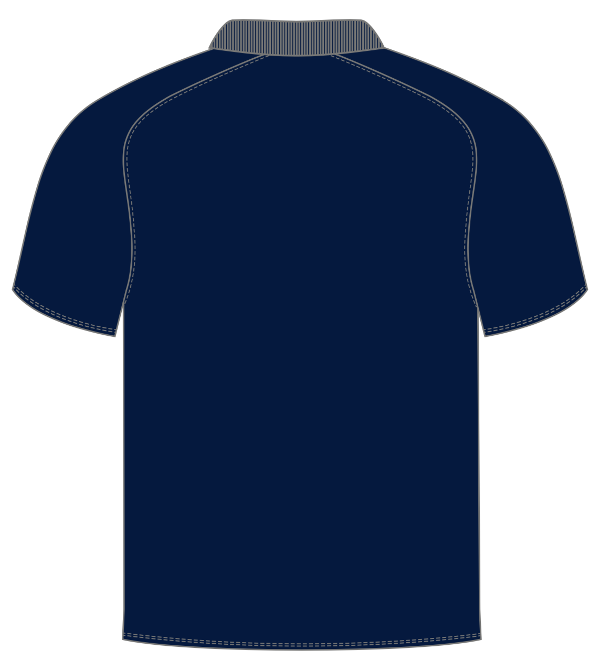 Polo Shirt Back